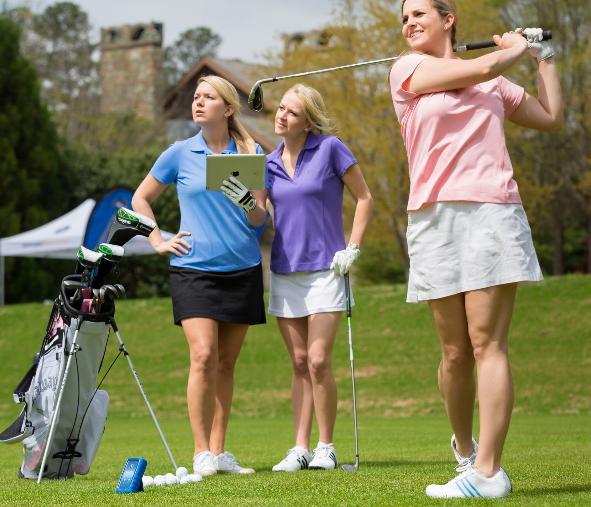 améliorer agréablement son swing de golf