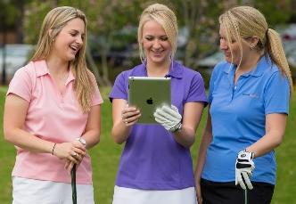 entraînement de golf stimulant