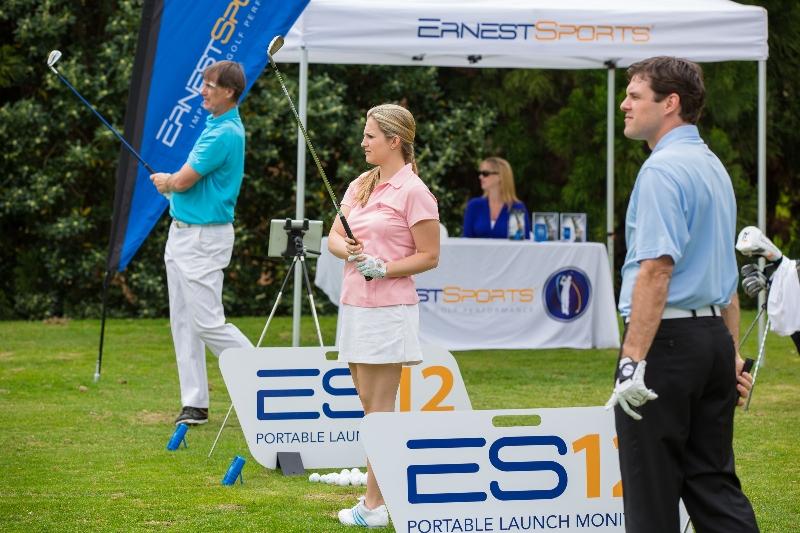 jouer au golf avec ES12